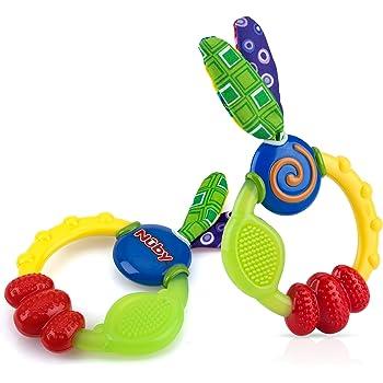 Nuby Bug A Loop Teether Multi-Colour