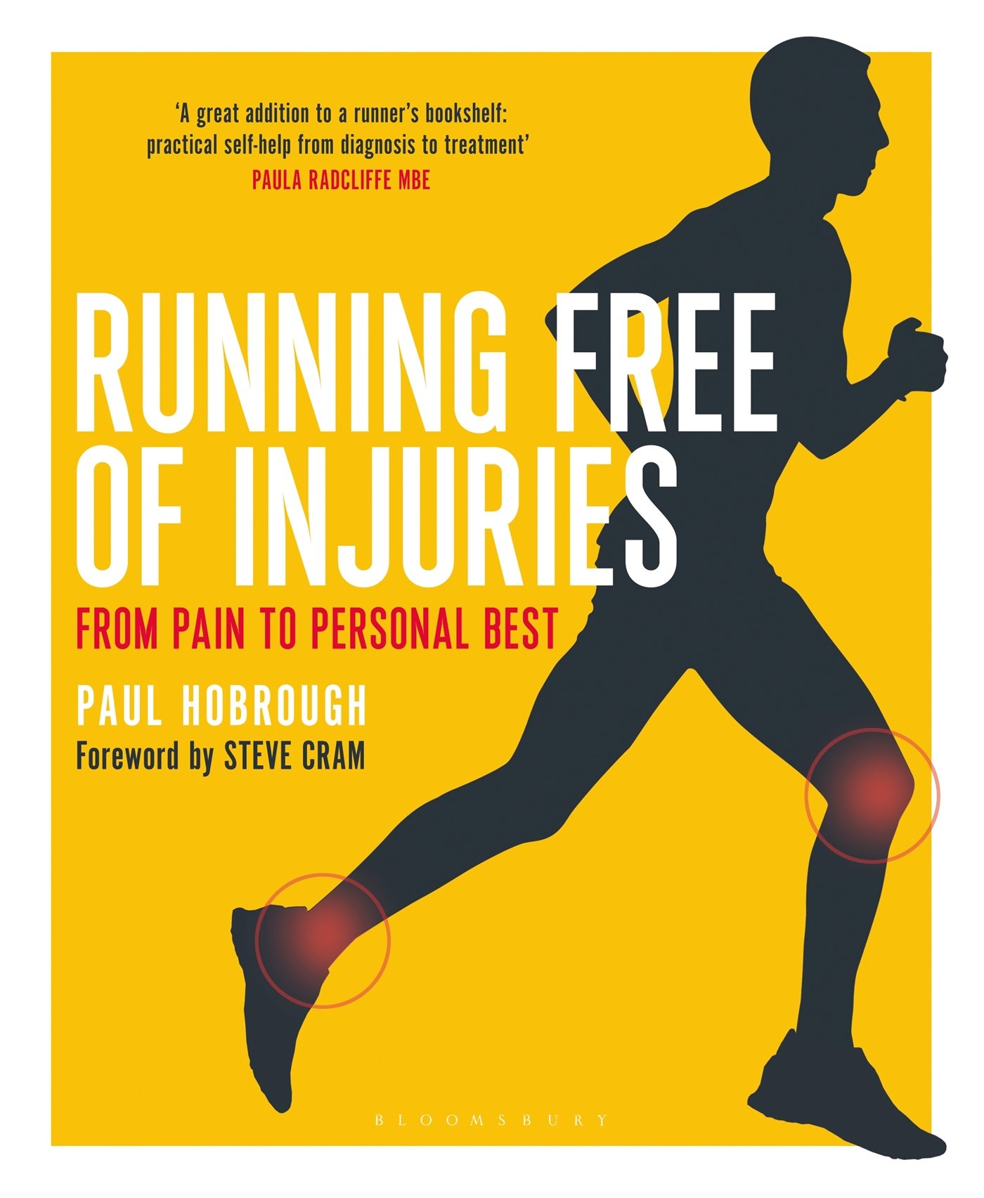 Image OfRunning Free Of Injuries: From Pain To Personal Best