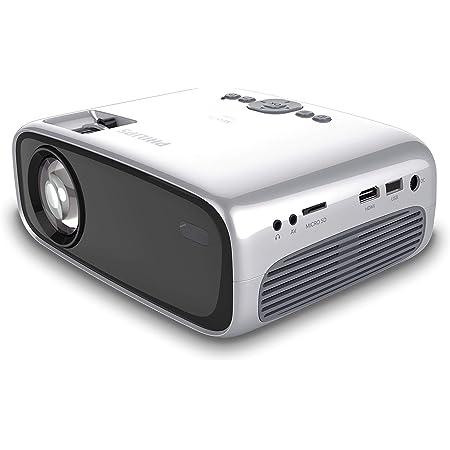 Lg Pv150g Portabler Led Projektor Wvga Kontrast 100000 1 854 X 480 Pixel 100 Ansi Lumen Hdmi Usb Weiß Heimkino Tv Video