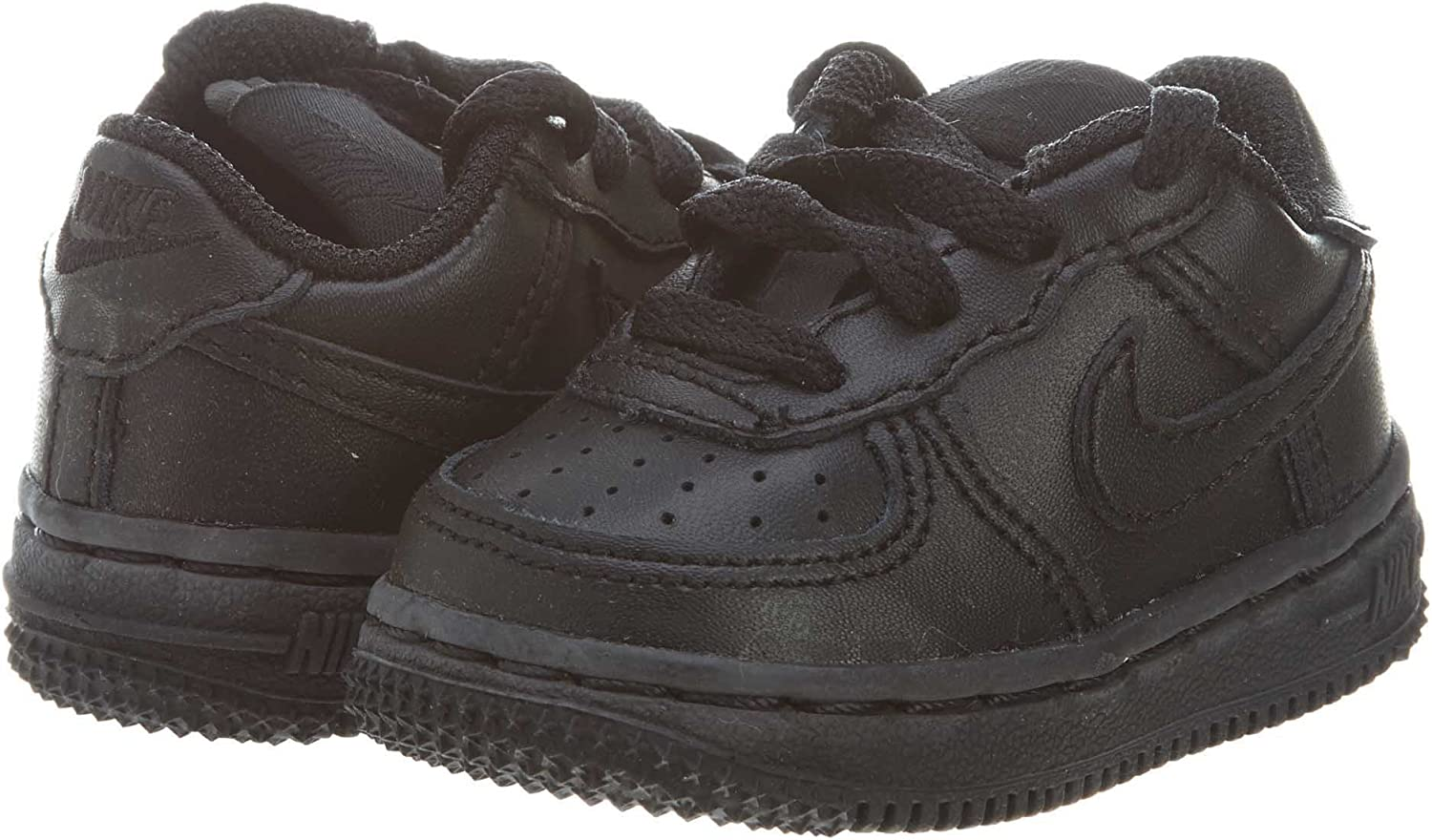 Nike Force 1 Toddlers Sneakers Style: 307119-001 Size: 5 Black
