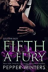 Fifth a Fury (GODDESS ISLES Book 5) Kindle Edition