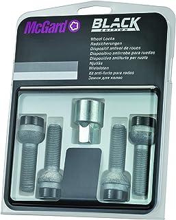 McGard 28017SUB Tornillos Antirrobo de Ruedas Sub M14x1,5, Color Negro