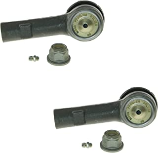 Prime Choice Auto Parts TRK3551PR Left and Right Pair of Front Outer Tie Rod Ends RH /& LH