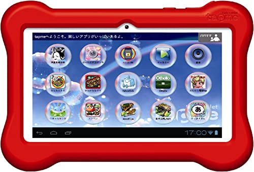 Tablet for Enfants tapme (rouge) (japan import)
