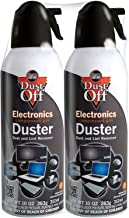 Dust-Off Disposable Compressed Gas Duster, 10 oz - Pack of 2