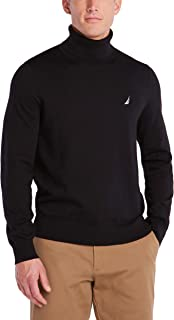 Nautica Men's Navtech Turtleneck Sweater