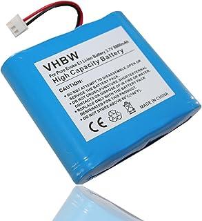 600 210 CE 3.7V 665 660LM 665LM vhbw Li-Ion battery 1700mAh 660 for GPS navigation system sat nav Garmin Zumo 210 220 650