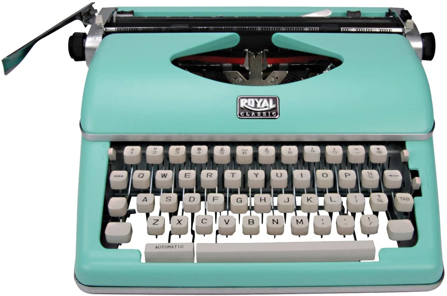 Royal 79101T ふるさと割 Classic Manual Metal 全国一律送料無料 Typewriter 88 44 and Symb Keys