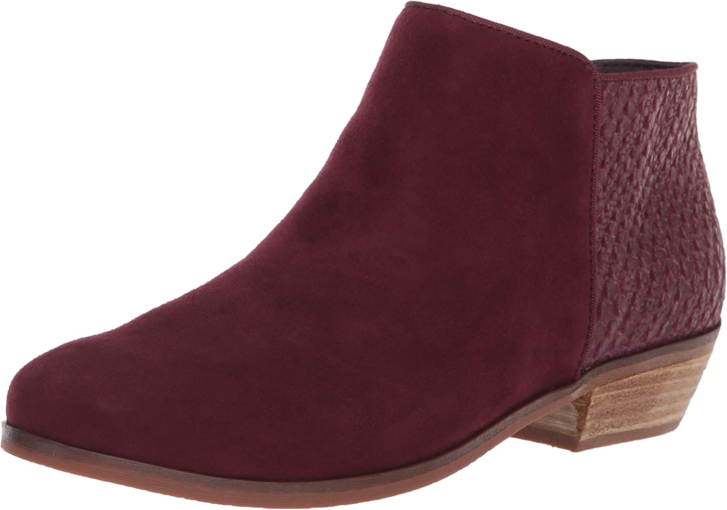SoftWalk Woherren Rocklin Ankle Stiefel, Burgundy, 8.0 W US US US  14bd01