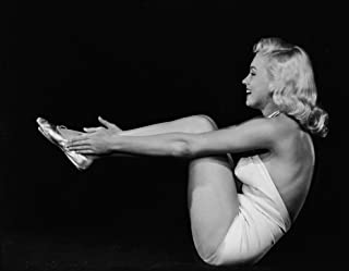 Marilyn Monroe Exercise Fitness Model Photo Photo Art Pinup Girl Photos Artwork 8x10