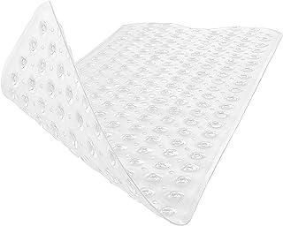 BAMONDO Badewannenmatte Derma Sensitive – 100x40cm – Antirutschmatte..