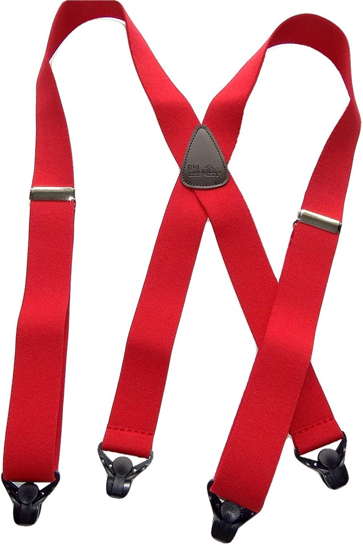 Holdup Suspender Company 1 1/2