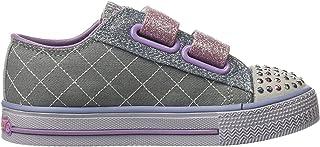 Skechers Shuffles-Glitter Crush, Formateurs Femme