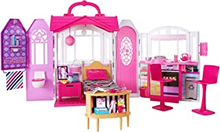barbie hotel set