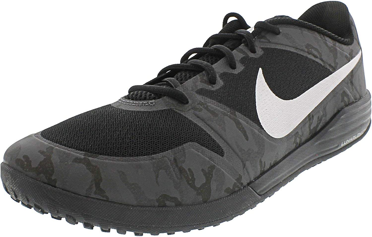 Nike Men's Lunar Ultimate Tr Premium Ankle-High Fabric Training shoes