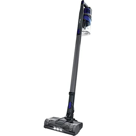 Shark Rocket Lightweight Cordless Stick Vacuum (IX141), 7.5 lbs, Blue Iris