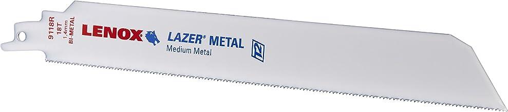 LENOX 614R Metall,Edelstahl,Rohre 5 Säbelsägeblätter 150mm Bi-Metall 14TPI f
