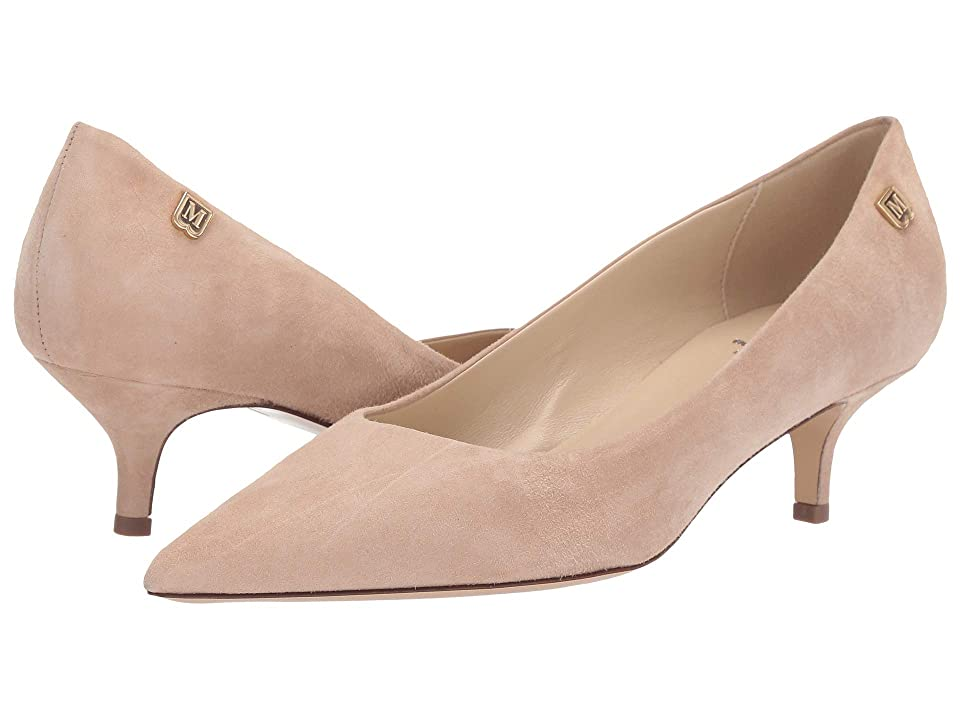 Bruno Magli Bamby (Sand Suede) Women