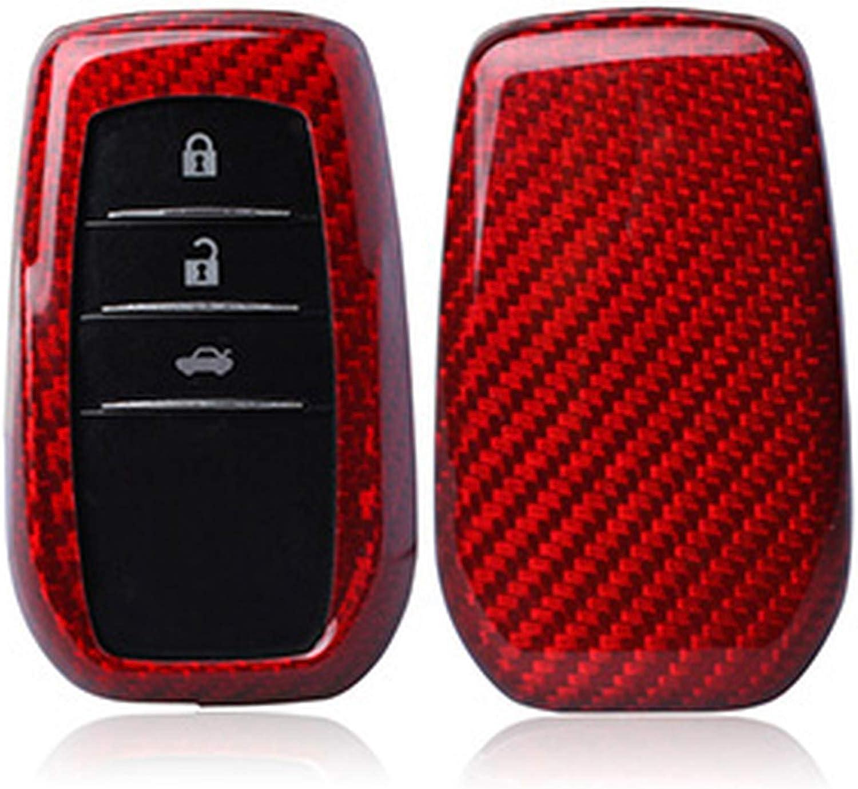 Sales results No. 1 Fiber Remote Key Case Shell Cover Vell for sale Toyota Estima Alphard