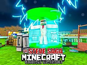 Clip: The Steve Saga (Minecraft Survival Adventure)