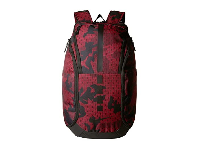 1091f1f04e Nike Hoops Elite Pro Backpack (Team Red/ Gym Red/University Red) Backpack
