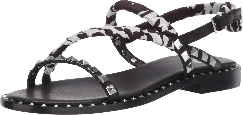 ASH Damen As-Pattaya As-Pattaya Flache Sandale  Online Einkaufen