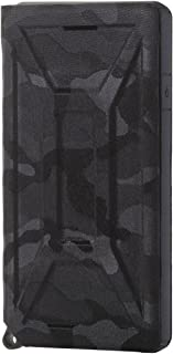 エレコム iPhone 8 ケース カバー 衝撃吸収 【 落下時の衝撃から本体を守る 】 ZEROSHOCK フラップタイプ 衝撃吸収 iPhone 7 対応 カモフラ(ブラック) PM-A17MZEROFT1