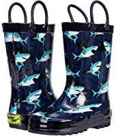 Shark Frenzy Rain Boots (Toddler/Little Kid)