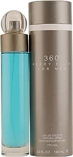 Perry Ellis 360 by Perry Ellis Eau De Toilette Spray 3.4 oz for Men