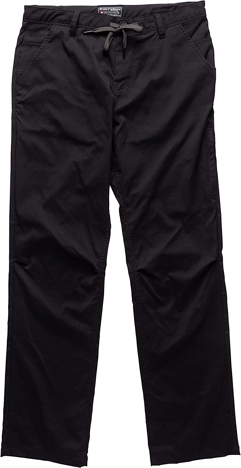 686 Men's Everywhere Pant - Relaxed Fit - 10 Pocket Design
