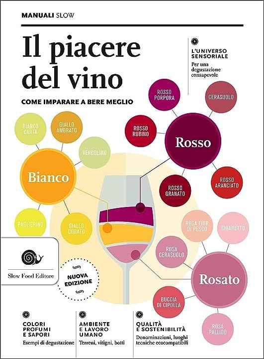 Il piacere del vino. come imparare a bere meglio (italiano) 978-8884994196