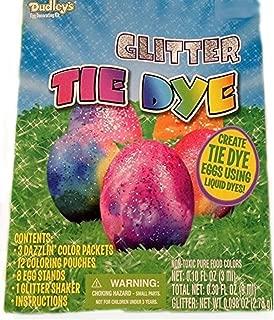 Glitter Tie Dye Egg Decorating Kit