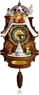 Hallmark QGO1367 Santa's Magic Cuckoo Clock Ornament