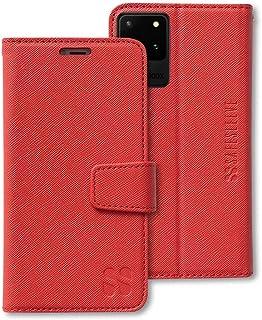 SafeSleeve EMF Protection Anti Radiation Samsung Galaxy Case: Samsung Galaxy S20 Ultra RFID EMF Blocking Wallet Cell Phone...