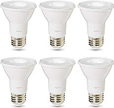 AmazonBasics LED Light Bulb | 50-Watt Equivalent, PAR20 (Renewed) 50.0W