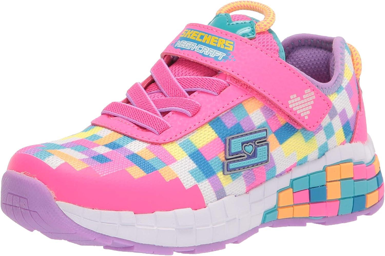 Skechers Department store Kids Light Weight Pixel Gaming 70% OFF Outlet Girls Shoe Sneak Sport