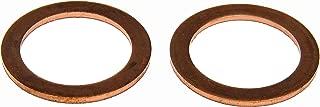 Dorman 65273 Copper Oil Drain Plug Gasket, Pack of 2