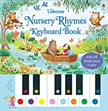 Nursery Rhymes Keyboard Book
