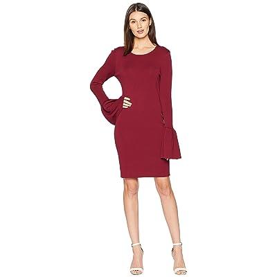 Bardot Arabella Dress (Wine) Women