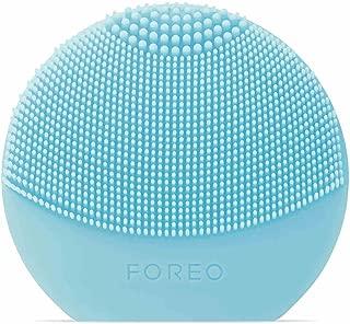 FOREO 斐珞爾 LUNA Play Plus 便攜式潔面刷 薄荷藍 (適合各種膚質, 可更換電池不可充電)