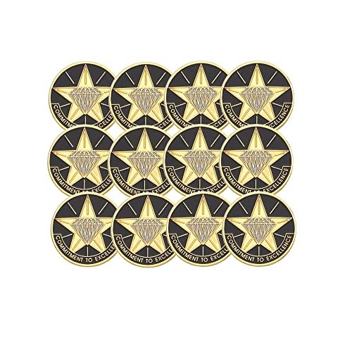 Recognition Pins: Amazon com