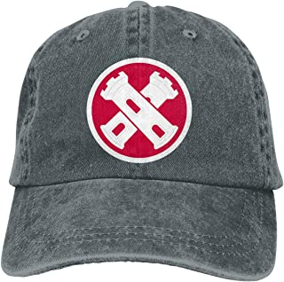JKJS LDFO Army 16th Engineer Brigade Ohio Unisex Baseball Cap Cowboy Hat Dad Hats Trucker Hat