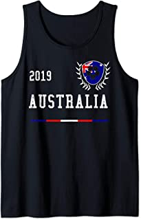 Australia Football Jersey 2019 Australian Soccer Jersey Tank Top