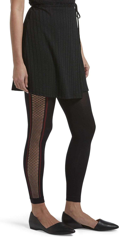 HUE womens Fashion Footless Tights