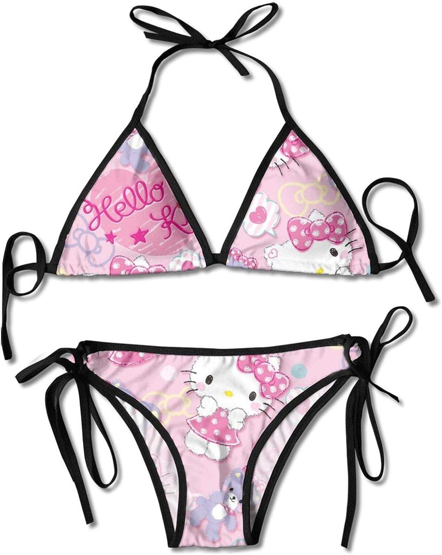 Nouveau Bikini Femmes Set Triangle Rembourré Push Up Soutien-gorge Maillots violet 449209-l9