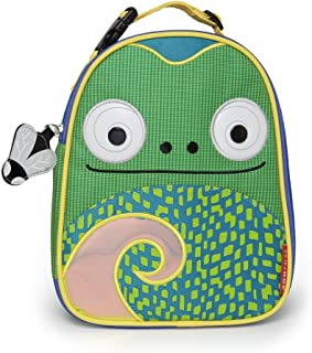 Skip Hop Zoo Lunchie Insulated Kids Lunch Bag, Cody Chameleon