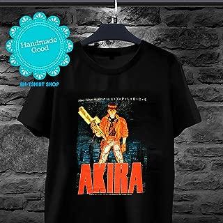 Rare Vintage 1988 Akira Anime Comic Tv Series Promo FOTL T-Shirt for men and women