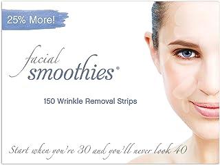 Facial Smoothies zijn rimpelverwijderende pleisters – anti-rimpelpleisters – anti-aging behandeling – anti-rimpel