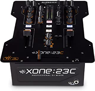 Allen & Heath XONE:23C DJ Mixer Plus Internal Soundcard
