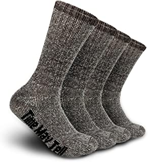 Best merino wool socks black Reviews